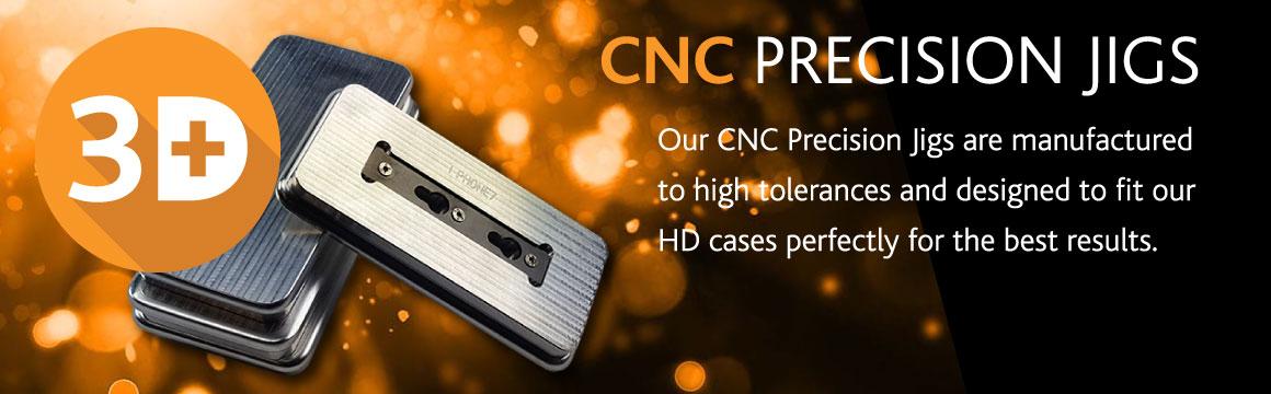 CNC Precision Jigs for Sublideck™ 3D