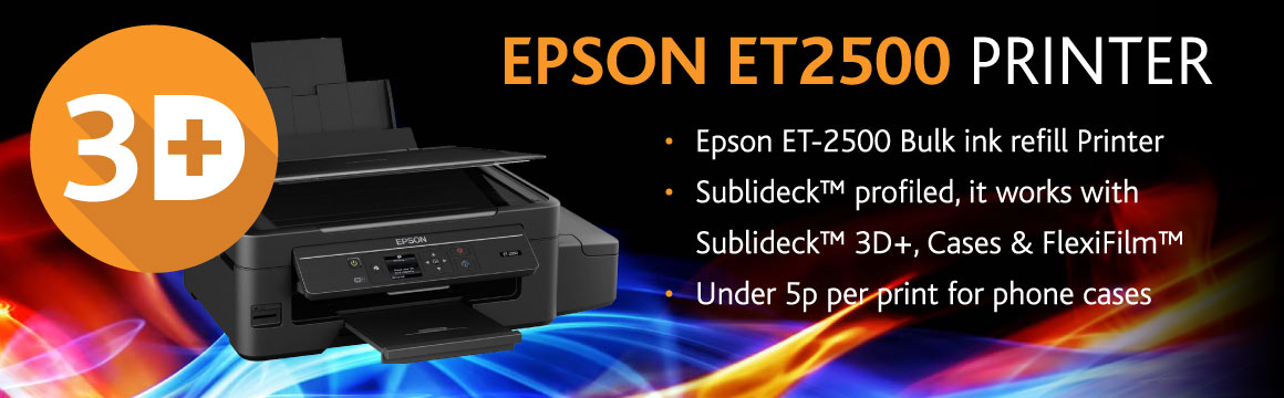 Epson ET2500 Sublimation Printer