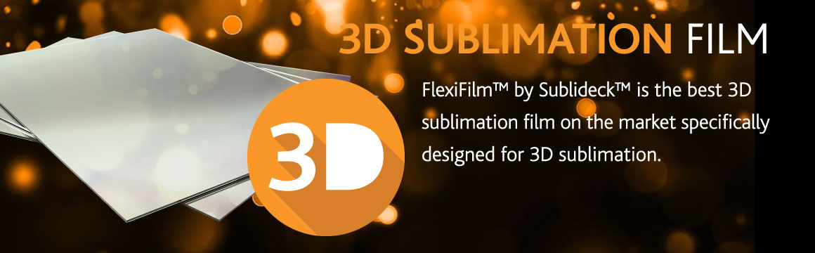 FlexiFilm™ Thermoforming Film for Sublideck™